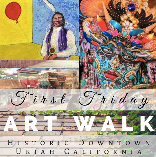 First Friday Art Stroll
