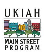 Ukiah Main Street Program